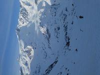 Raid à ski en Ortles Jours 3 : Monte Pasquale 3553 m - Monte Cevedale 3769 m