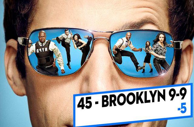 [CLASSEMENT] - 45 - Brooklyn Nine Nine (Saison 3)