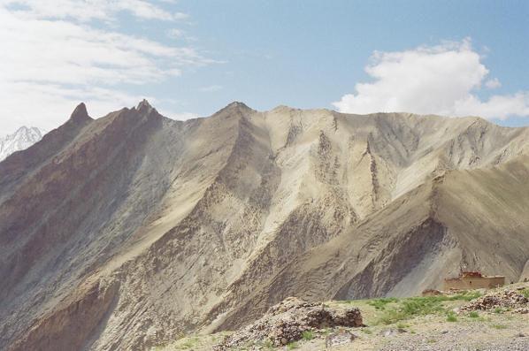 Region bouddhiste fabuleuse pour faire du trekking