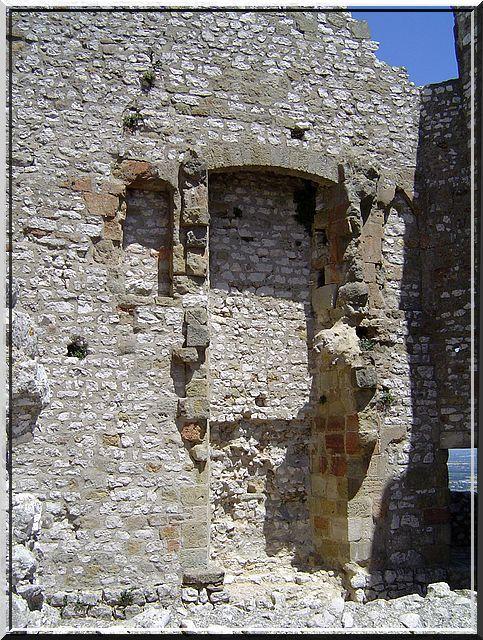 Diaporama château de Crussol - Saint Péray