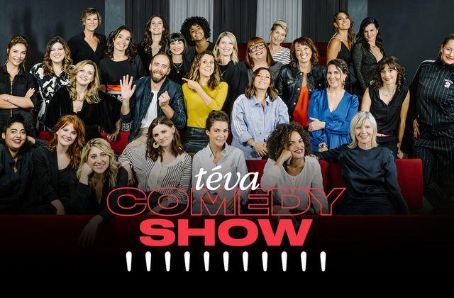 Plus d'une vingtaine de femmes humoristes réunies ce lundi soir sur Téva.