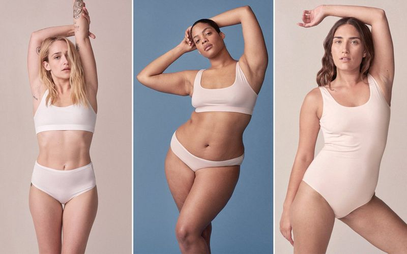 EVERLANE  'NO FRILLS' UNDERWEAR IN SIZES XS-XL