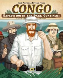 Congo-Expedition to Africa 1884