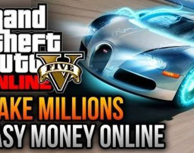 GTA 5 Online Fast Money Methods