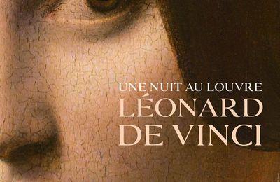 Avis ciné : Une nuit au Louvre - Léonard de Vinci