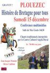 Conférence sur l'histoire de la Bretagne