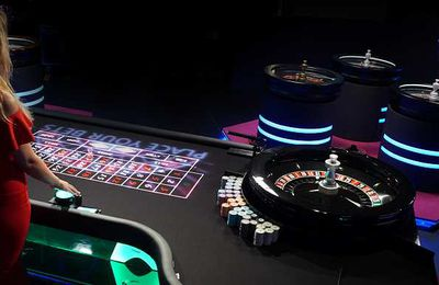 Authentic Gaming sort son premier jeu de roulette live depuis un studio