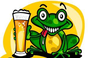 Les bières artisanales de La Grenouille Assoiffée