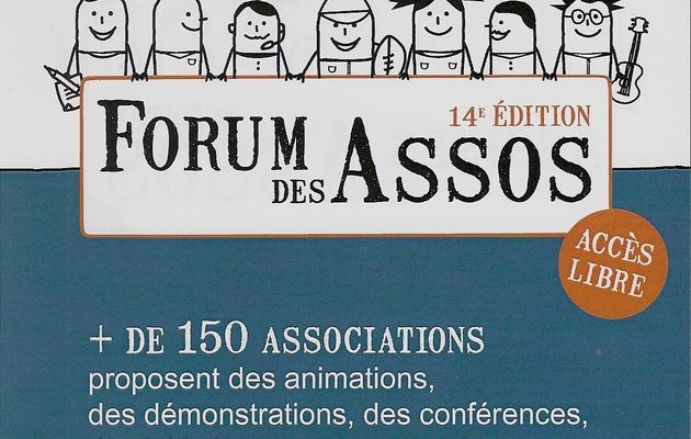 Forum des associations à Périgueux 5 et 6 octobre 2013