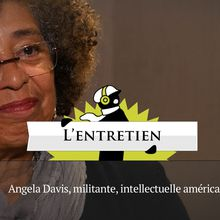 Angela Davis: «Les Etats-Unis sont en train de vivre une contre-révolution»