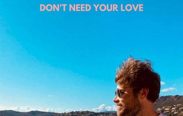 Judd Todd revient avec le tube romantique Don't need your love