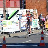 Cyclisme - Gaëtan Pol (Team Pro Immo) s'impose sur le Critérium de la ville de Brioude (Haute-Loire)