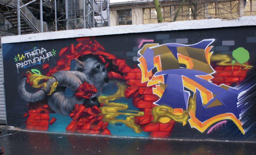 Album - Graffitis-Paris-divers-Tom-023