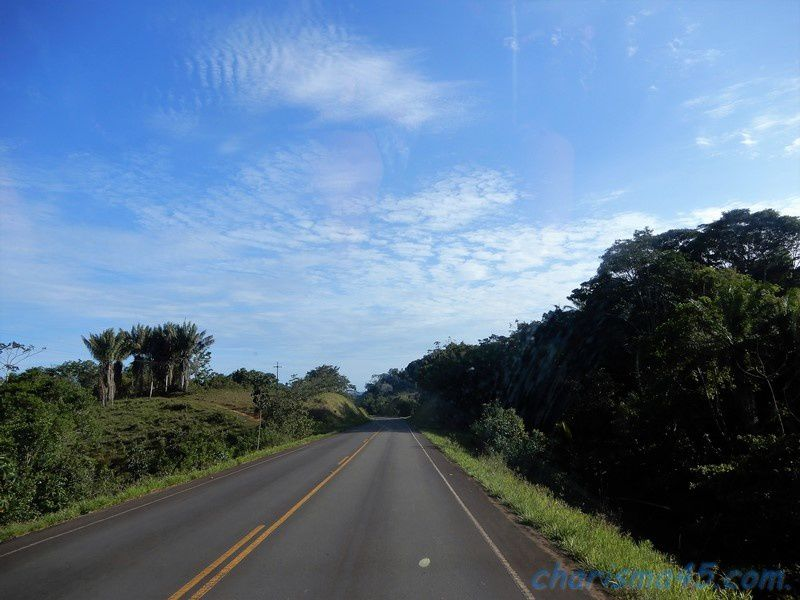 Itacare (Brésil en camping-car)