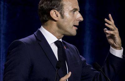 Un avant-goût du projet néolibéral du président-candidat Macron