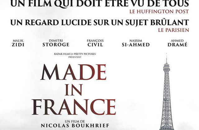 Critique Ciné : Made in France (2016)
