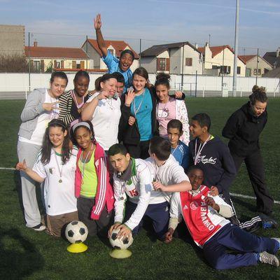 Tournoi de Foot 2010 4e - 3e