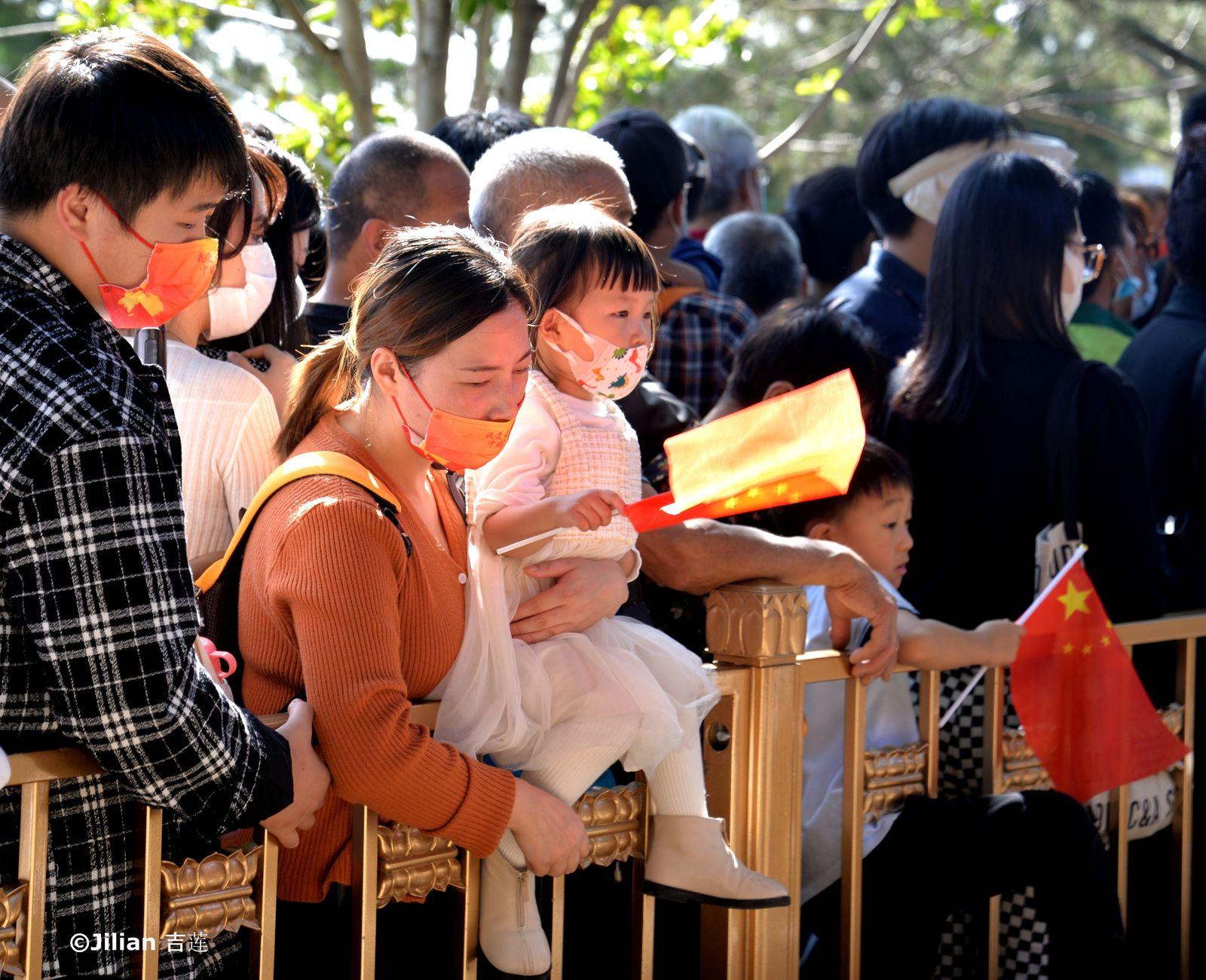 La RPC fête ses soixante-douze ans - 中国七十二周年