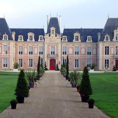 Restauration au château (Alexandra Palace)