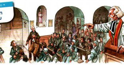 Vie & coloriages de st Jean-Marie Vianney