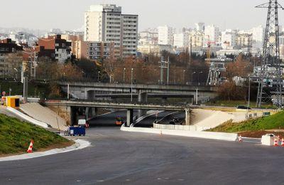 RN19 la déviation de Boissy-Saint-Léger arrive !!!!!