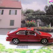 SAAB 9.3 HERPA 1/72 - car-collector.net