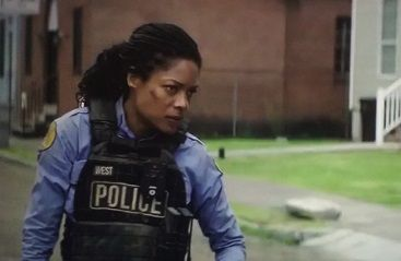 black and blue naomie harris, tyrese gibson, frank grillo, mike colter, reid scott, beau knapp, nafessa williams.