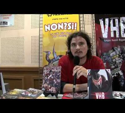 French Comics Force #4: LCF 2011