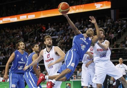 On the road to London: France vs Espagne
