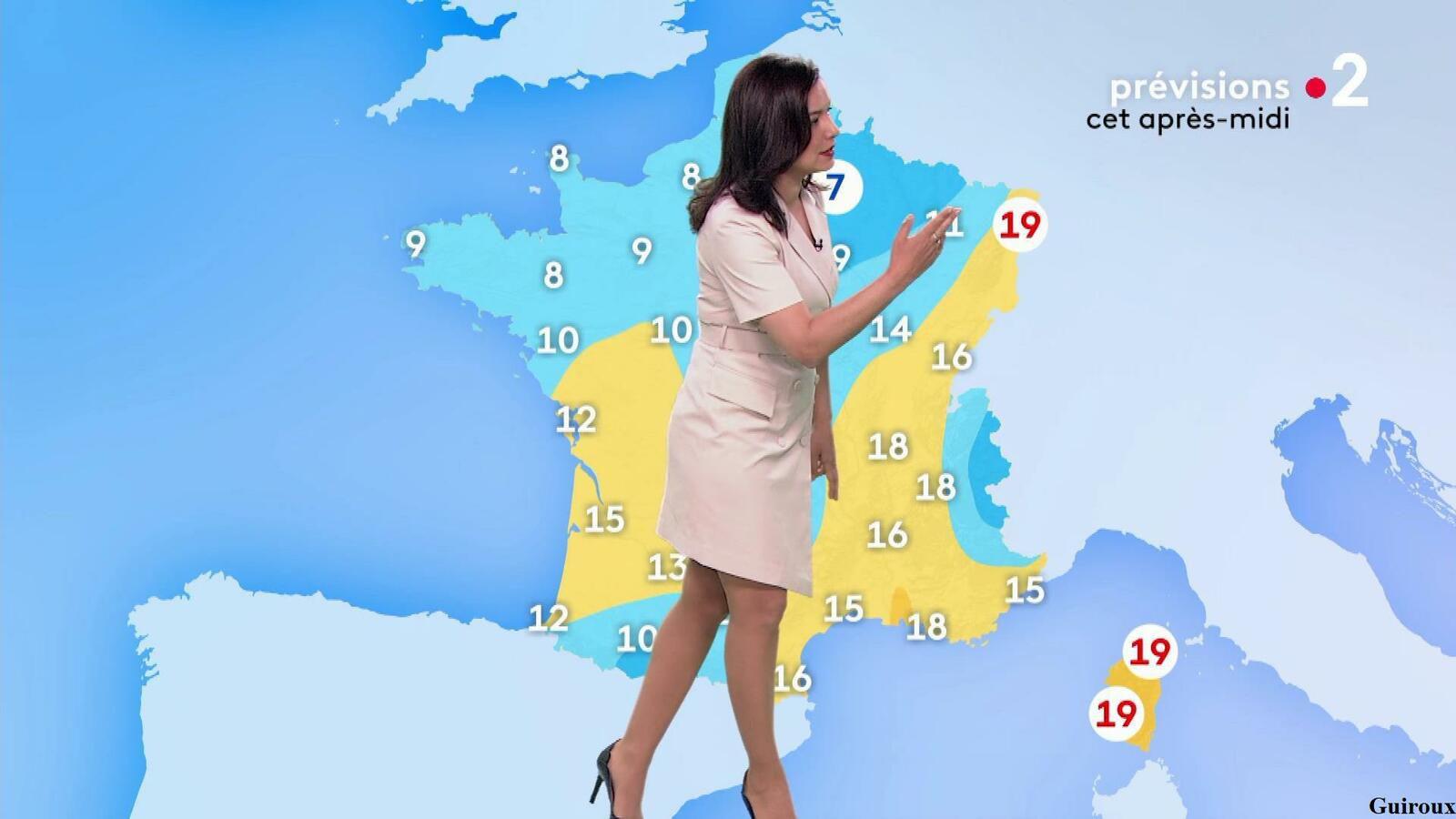 Anaïs Baydemir 11/04/2021 Journaux météo du midi