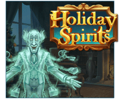 machine a sous en ligne Holiday Spirits logiciel Play'n Go