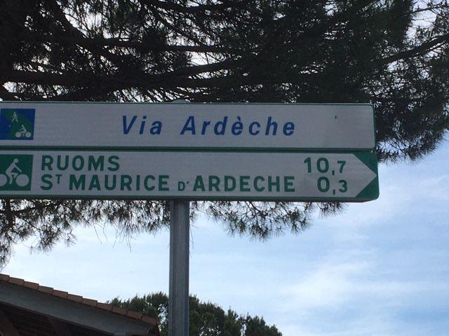 Crest, Vallon Pont d'Arc (SL : 205 km)