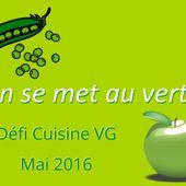 Défi Cuisine : On se met au vert !