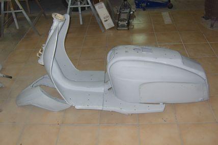 Lambretta spécial 125