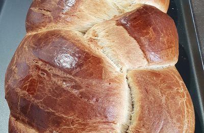 La Rolls des Brioches v3 : la Brioche T80 100% levain PUR BEURRE en fermentation TRES longue