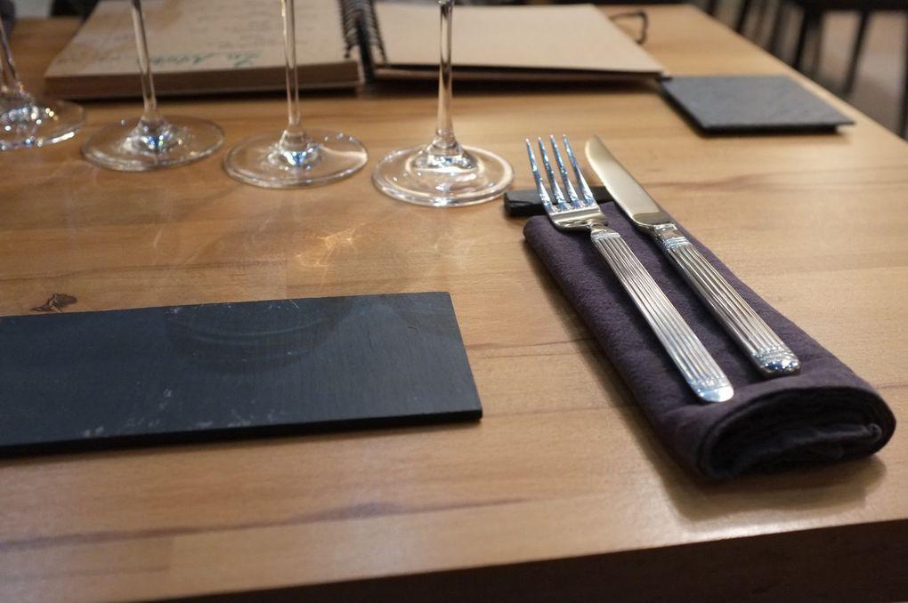 Tables en Vrac à Angers, Quimper et Paris