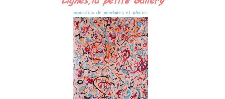 *Lignes, la petite Gallery* du 5 au 31 mai 2018 à L'Arca, Saint-Lô