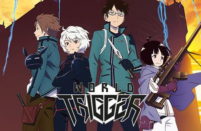 World Trigger : Saison 1 : partie 1