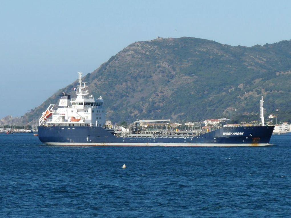 WISBY ARGAN , à Toulon le 09 juin 2011