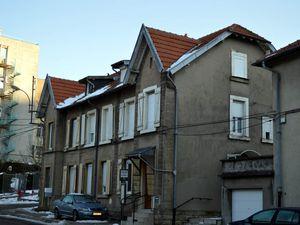 N° 54bis et n° 56 rue Foch à Algrange - Habitations