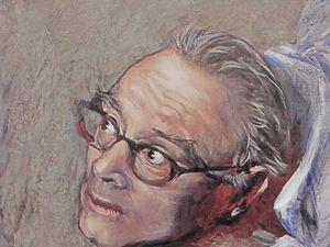 The Gérard Garouste's paintings.
