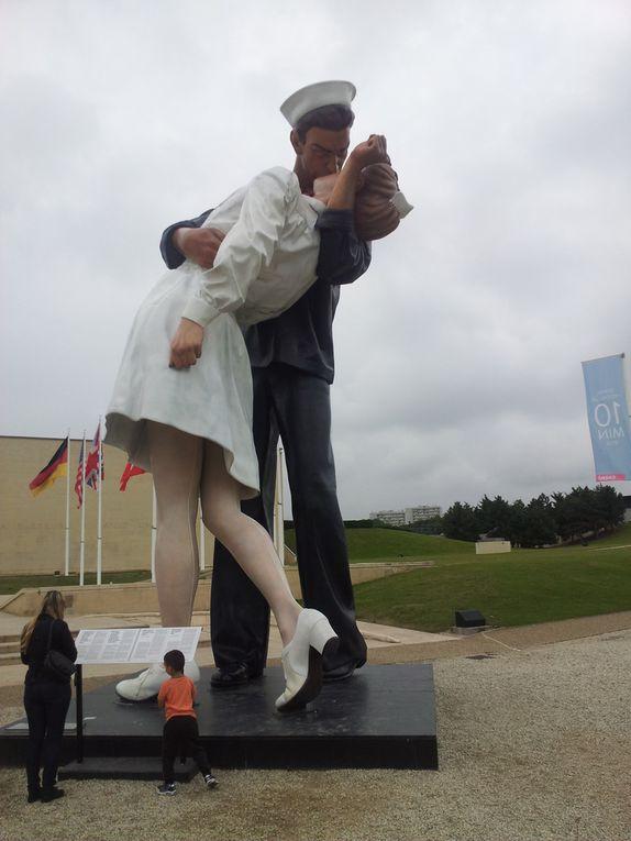 Entre Bayeux et Caen:une belle aventure!