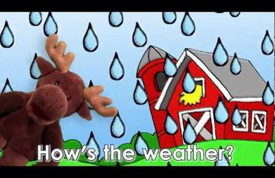 What's the weather like today? How's the weather?