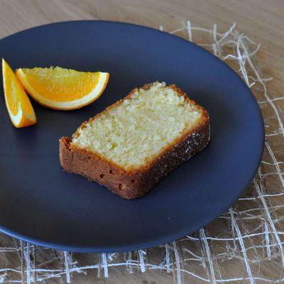 Cake aux agrumes de Christophe Michalak