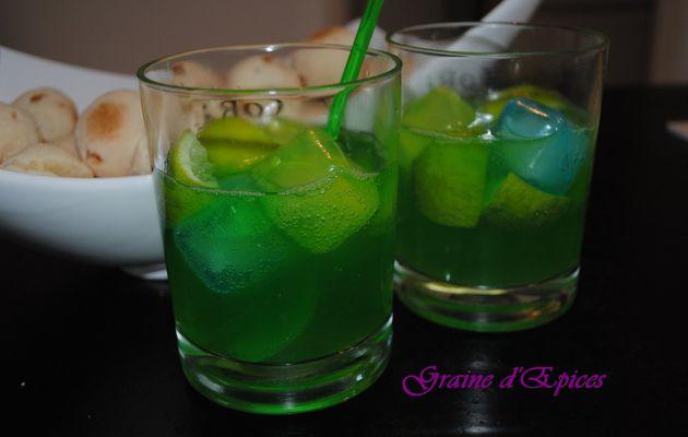 Cocktail Caïpirinha version Kitchen Trotter