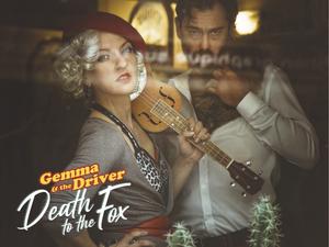 gemma & the driver, un duo franco-anglais jazz-pop rétro issu du bourbonnais avec des concerts à avermes, bourbon l'archambault et saint-menoux