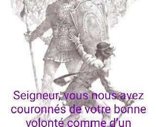 """Psaume de David 05 """" Prière du matin """" #parti2zero #psaumes"""