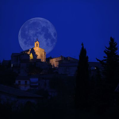Jardiner avec la lune en octobre