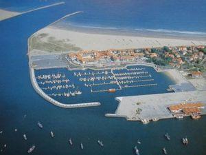 Hendaye (64) - le port de plaisance d'Hendaye