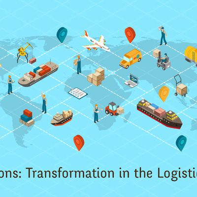 AI Solutions: Transformation in the Logistics Sector